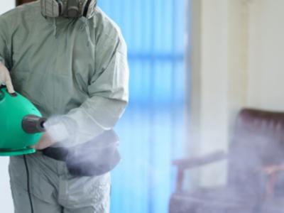 limpieza con tratamiento de ozono en valencia