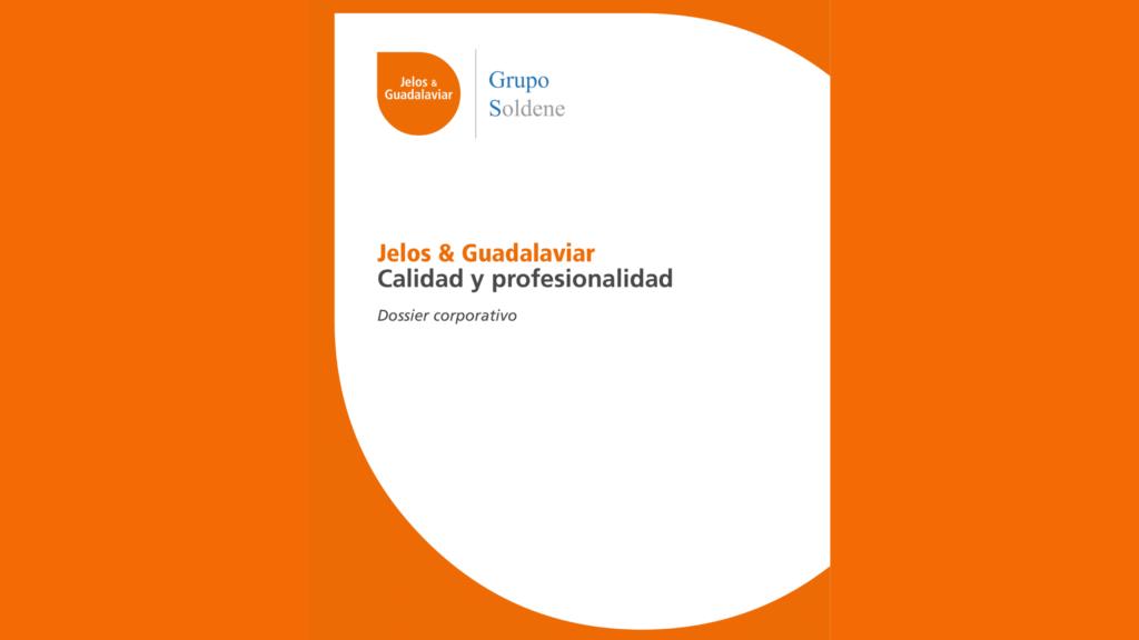 dossier corporativo jelos&guadalaviar empresa de limpieza y mantenimiento en Valencia