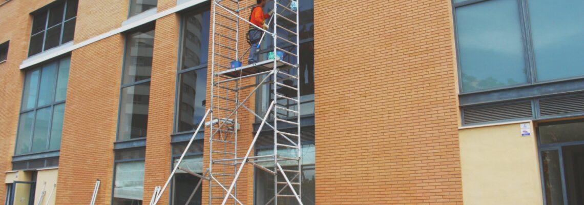 trabajos en altura valencia empresa de limpieza y mantenimiento valencia