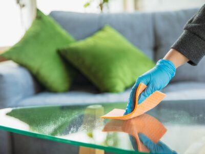 cómo mantener la casa limpia en verano