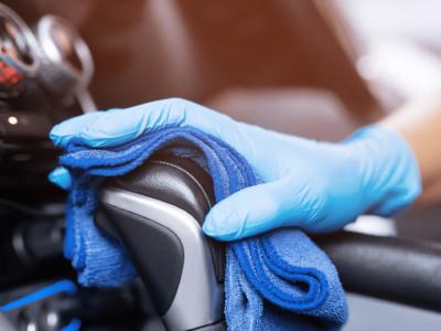 cómo desinfectar un vehiculo limpieza y desinfección